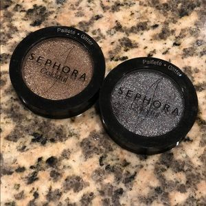 """Bundle! Sephora """"Colorful"""" Eyeshadow"""